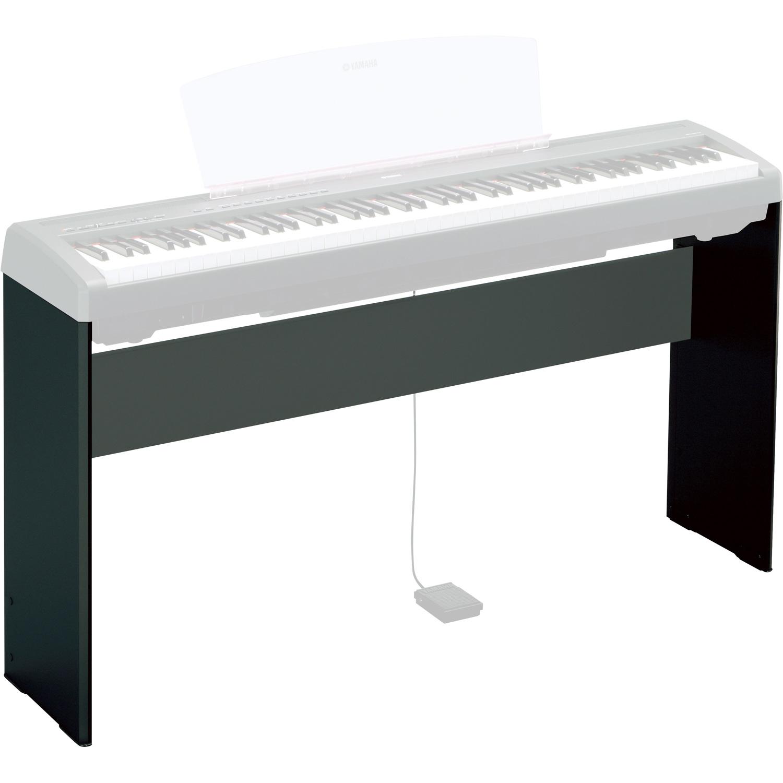 Yamaha l 85 keyboard stand capital music for Yamaha p115 stand