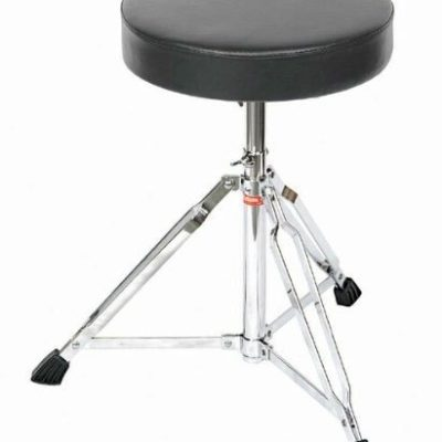 Percussion Plus 900T Double-Braced Drum Throne