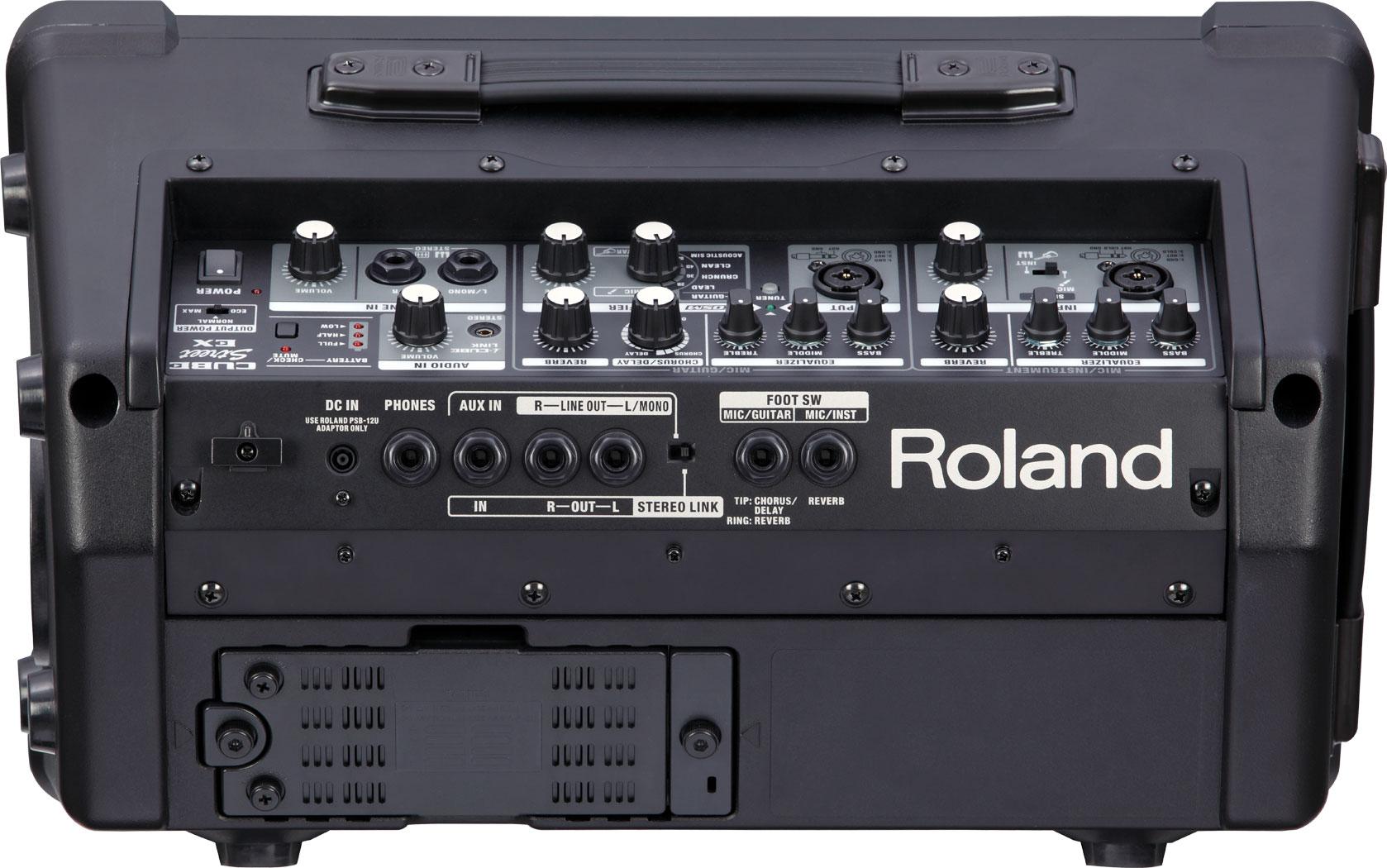 Roland Cube Street EX Amp - Capital Music