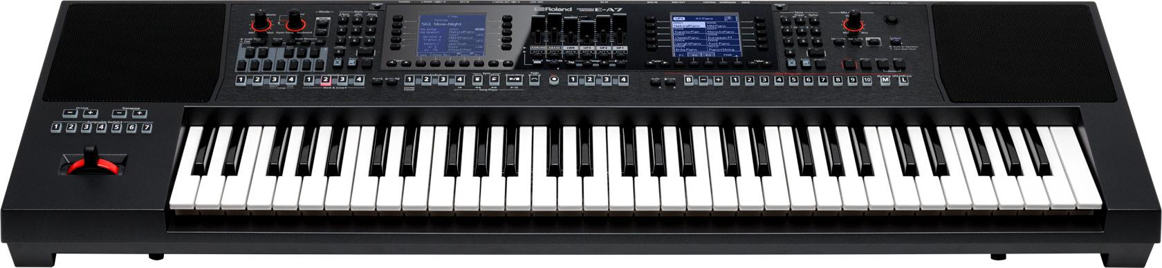 roland e-a7 keyboard
