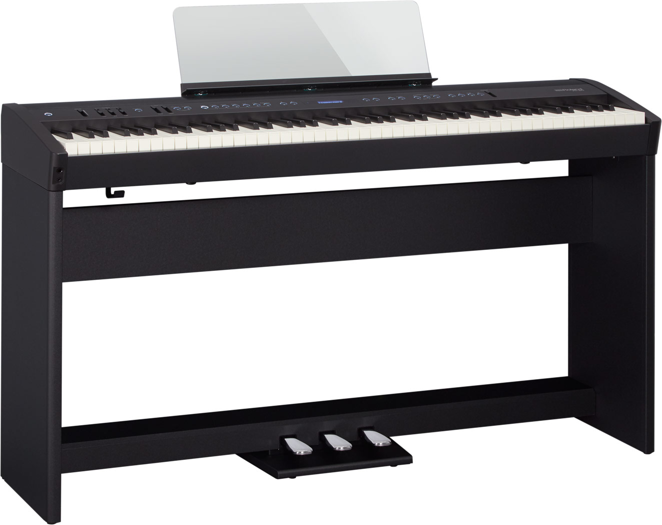 Roland Fp 60 Deluxe Portable Digital Piano Capital Music