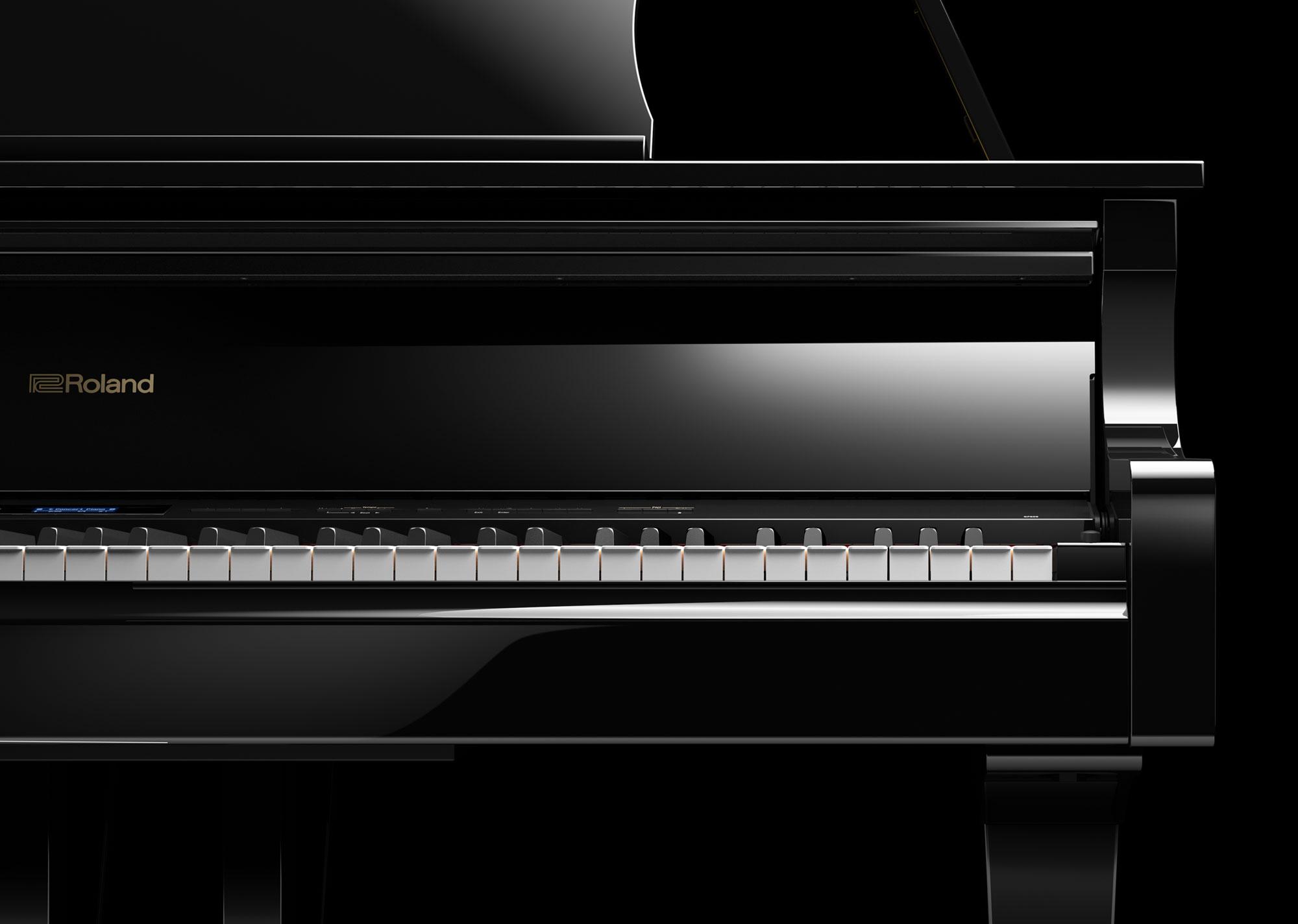 Roland GP-609 Baby Grand Digital Piano - Capital Music