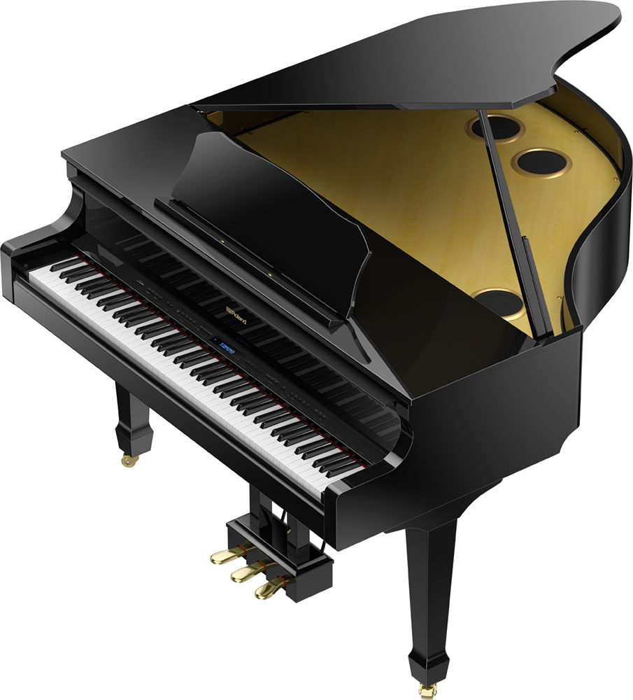 Digital Piano Grand : roland gp 609 baby grand digital piano capital music ~ Russianpoet.info Haus und Dekorationen