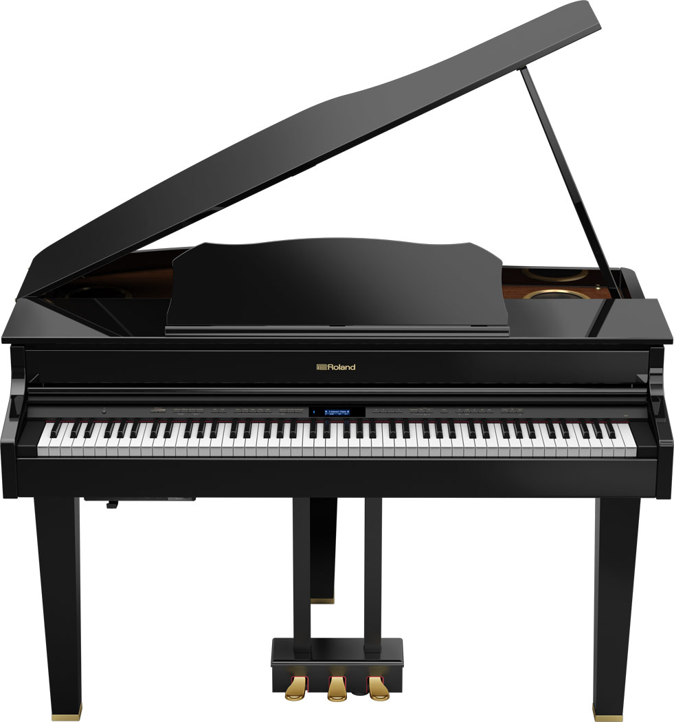 Roland GP-607 Mini Digital Grand Piano - Capital Music