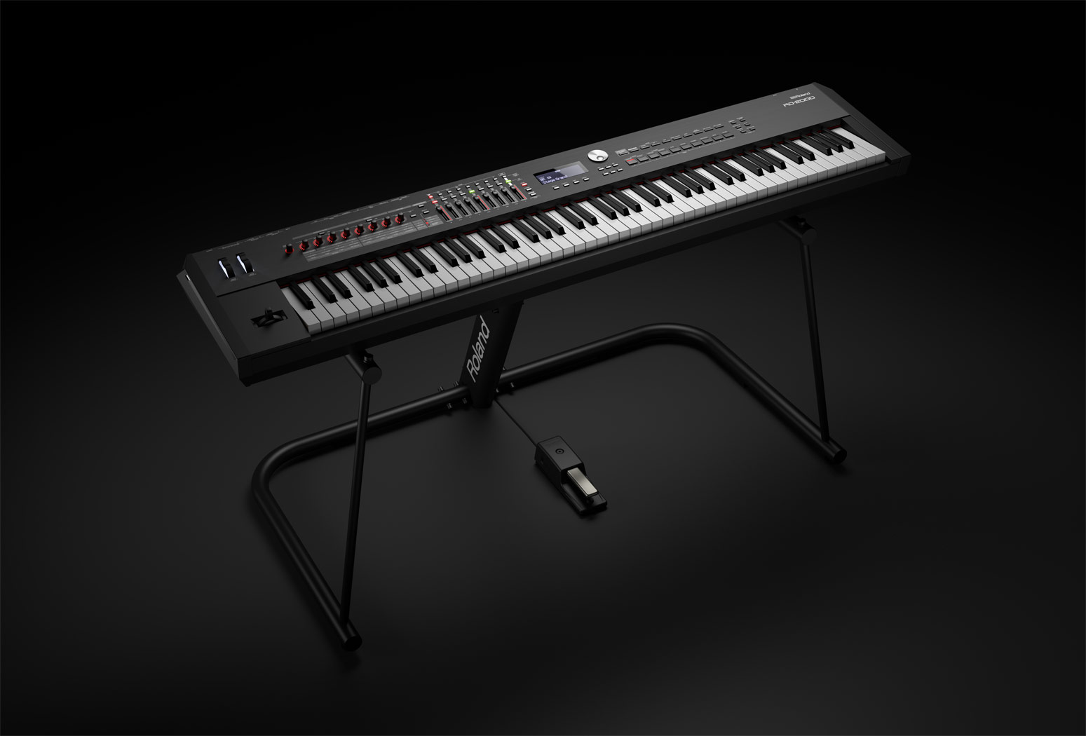 Roland Rd 2000 Stage Piano Capital Music