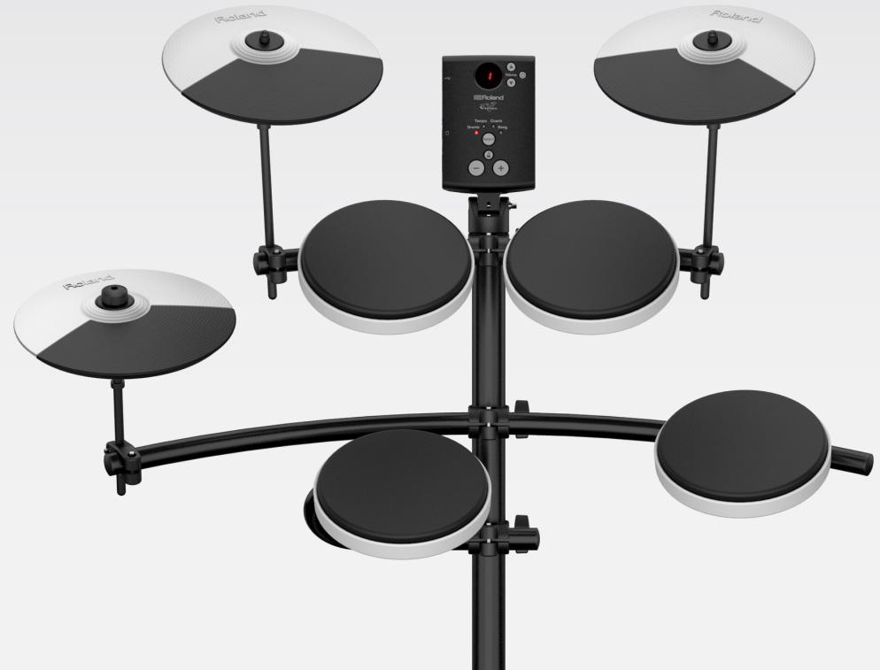Roland Td 1k Digital Drum Set Capital Music